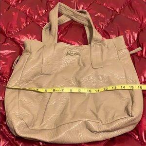 Large tan Volcom purse